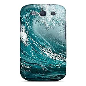 Hot Style GgI2729bmEQ Protective Case Cover For Galaxys3(ocean Waves)