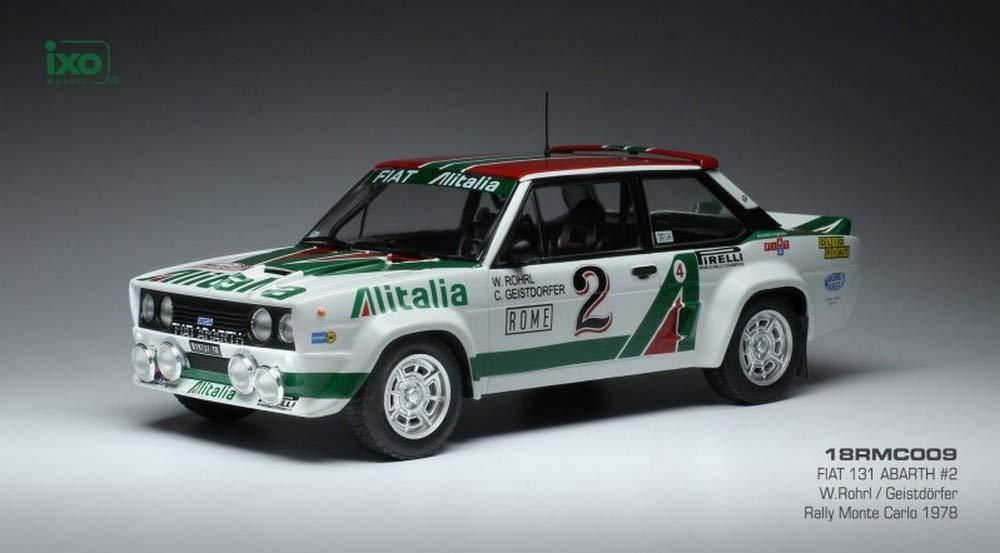 Ixo Fiat 1978 Rohrl 1//18
