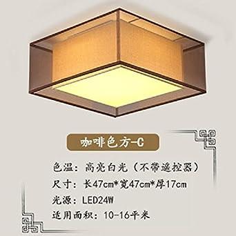 Chinesische Schlafzimmer Romantische Retro Seide Deckenleuchte Wohnzimmer  Studie Im Chinesischen Stil Beleuchtung Tuch Kunst Antike LightingMilk