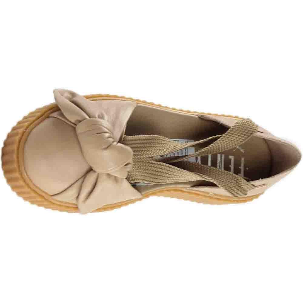 meet 24aa4 34935 PUMA Womens Creeper Bandana Sandal Bow Creeper Sandal Xmas ...