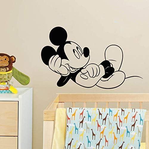 BailongXiao Etiqueta de la Pared del ratón ratón niño y niña decoración de la habitación de