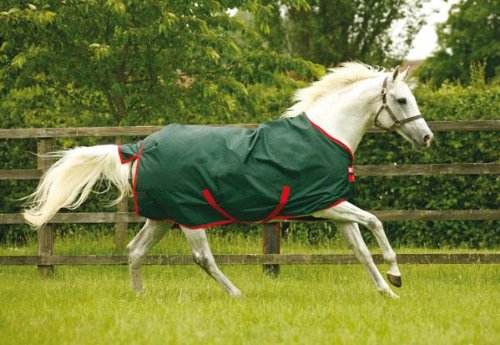 Green Red 115 cm Green Red 115 cm Horseware Rambo  The Original  0g Lightweight Turnout Rug