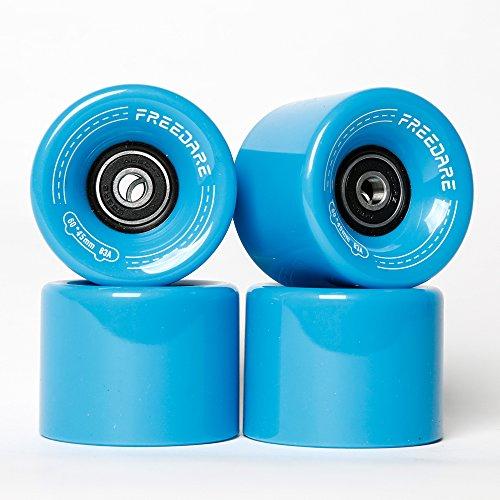 Freedare Skateboard Wheels 60Mm