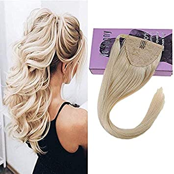 Blonde extensions amazon