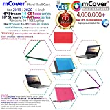 """mCover Hard Shell Case for 2019/2020 14"""" HP Stream"""