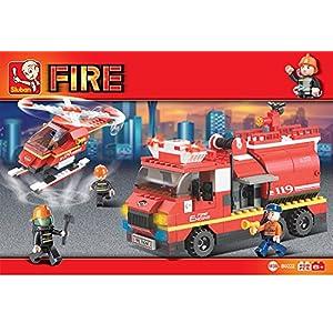 Sluban Fire First Aid Vanguard...