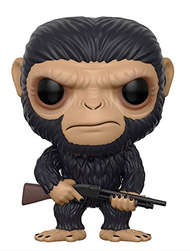 Funko POP Movies War for The Planet of The Apes Caesar Action Figure from Funko