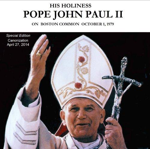 Pope Paul Statue (Pope John Paul II)