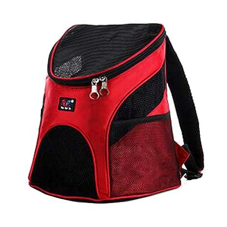 LXYUCWB Bolsa de Viaje al Aire Libre para Mascotas Mochila para Perros Bolsa para el Pecho