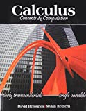 img - for Calculus: Concepts AND Computation book / textbook / text book