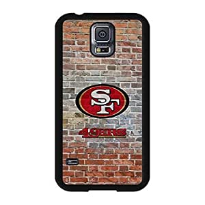 San Francisco 49ers Image Football Team Logo Hard Plastic Case Cover for Samsung Galaxy S5 I9600 Designed by HnW Accessories