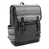J World New York Franklin Laptop Fashion Backpack, Tribal, One Size