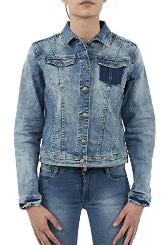 Lee Blousons Bleu Fely Jeans Cooper 005470 qqT47pwC