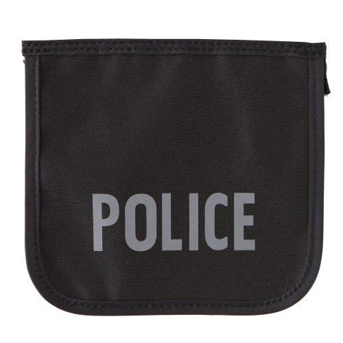 5.11 Tactical POLICE Velcro ID Panel Sets, Black (Panel Id 5.11)