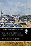 img - for Hans Memlinc. Biographie: Tableaux Conserv s   Bruges (French Edition) book / textbook / text book