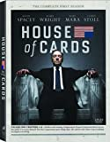 DVD : House of Cards: Season 1