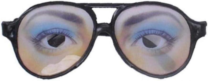 Engañar Juguete Juguetes Hombre Mujer Del Ojo De Vidrios Broma ...