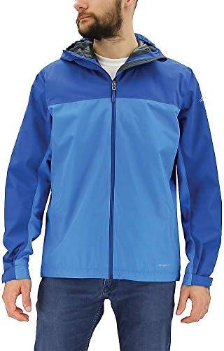 adidas Outdoor Men's 2 Layer Wandertag Color Block Jacket