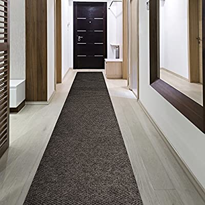 iCustomRug Indoor/Outdoor Utility Berber Loop Carpet Runner And Area Rugs, Many Sizes Available