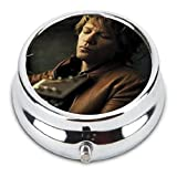Jon Bon Jovi Custom Fashion Pill Box Medicine Tablet Holder Organizer Case for Pocket or Purse