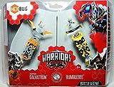 Hex Bug Transformer Warrior Bots - Galvatron vs Bumblebee