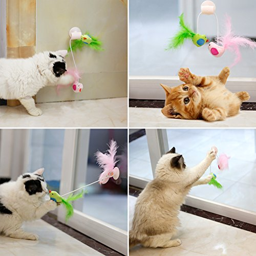 Parts3A Cat Toys,Kitten Toys Increases IQ and Keep Your Pet Active. by Parts3A (Image #3)