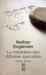 Le ministère des affaires spéciales (French Edition)