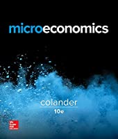 Microeconomics, 10th Edition Front Cover