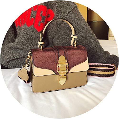 50f7f5a35d007 2019 New Brand Women Leather Handbags Famous Fashion Shoulder Bags Female  Luxury Designer Crossbody Purses Bolsas