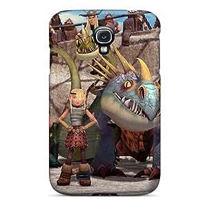 Samsung Galaxy S4 DFS12097Zuei Custom Nice The Croods Skin High Quality Hard Cell-phone Case -SherieHallborg
