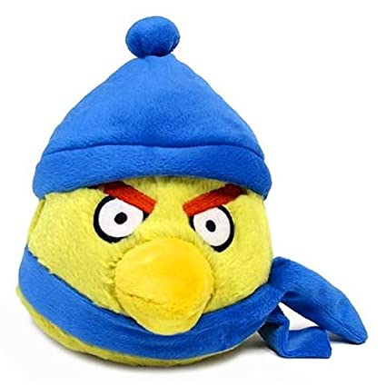 "Angry Birds 6"" Winter Hat - Yellow Bird (Limited ..."