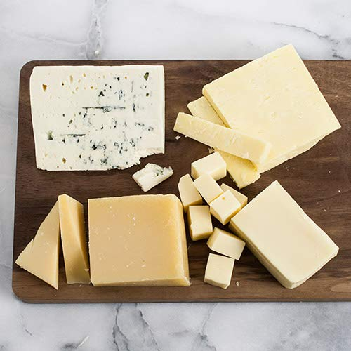 Igourmet Four Continents of Cheese on a Budget, 2-Pound ()