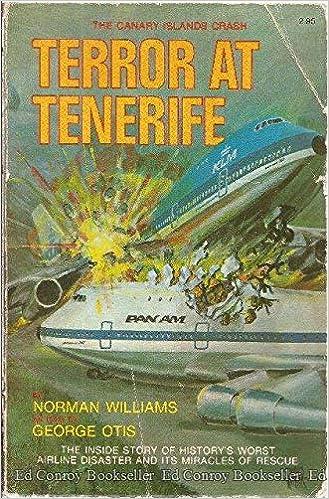 Amazon.com: Terror at Tenerife: George Otis: Books