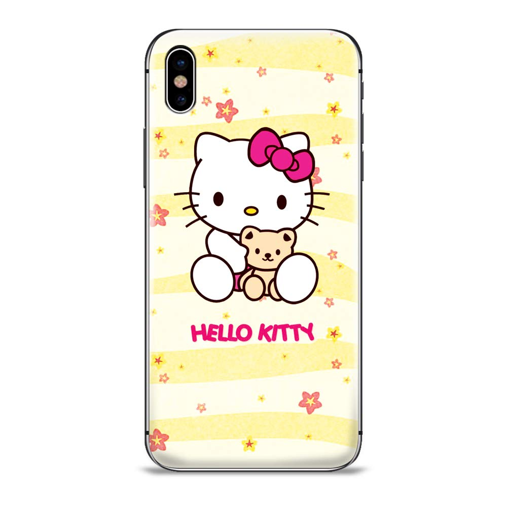 863081f4e Amazon.com: GSPSTORE iPhone Xs MAX Case,Hello Kitty Cartoon Protector Case  Cover for iPhone Xs MAX #23: Cell Phones & Accessories