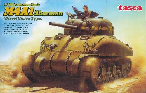 【夏得50%OFF】1/35米軍戦車M4A1 シャーマン初期
