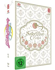 Sailor Moon Crystal - Vol.3 + Sammelschuber [Limited Edition] (2 DVDs)
