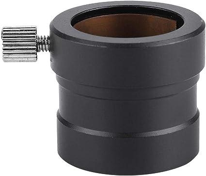 Xinwoer Astronomical Telescope Eyepiece 1.25 to 0.965 Telescope Eyepiece Adapter 31.7mm to 24.5mm Adapter,for Observations Moon,Planets,Nebulae,ect