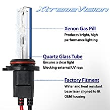 XtremeVision HID Xenon Replacement Bulbs - D2S / D2R / D2C - 10000K Dark Blue (1 Pair) - 2 Year Warranty
