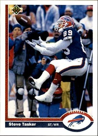 Amazon.com  1991 Upper Deck Football Card  199 Steve Tasker Mint   Collectibles   Fine Art c5a087156