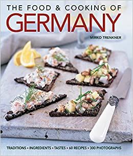 German cuisine: Cook fast and easy german meals