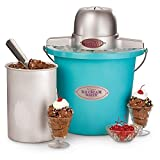 Ice Cream Maker 4qt Blue