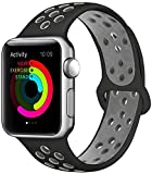 For Apple watch Band 38mm, Silicone iWatch Bands 38mm for...