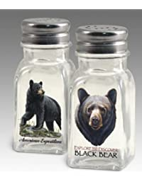 Investment American Expedition Bear Salt and Pepper Shakers cheapest