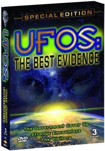 UFOs: The Best Evidence, 3-DVD Special Edition by UFO Tv by