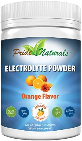 Electrolyte Powder Refreshing Electrolytes Hydration