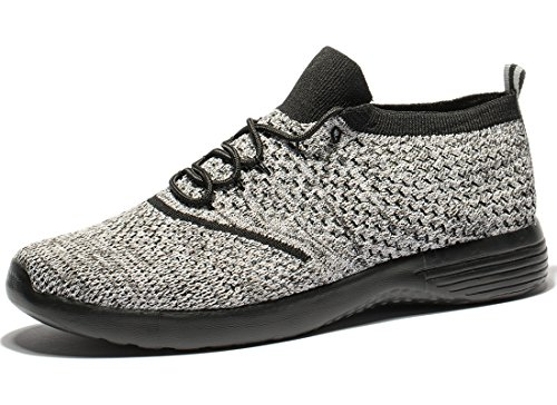 Mens Athletic Casual Shoes (Tianui Men's Walking Shoes Fashion Breathable Sneakers Casual Athletic Lightweight Running Shoes)