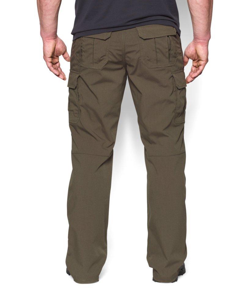 Under Armour Men's Storm Tactical Patrol Pants, Marine Od Green /Marine Od Green, 30/30 by Under Armour (Image #2)