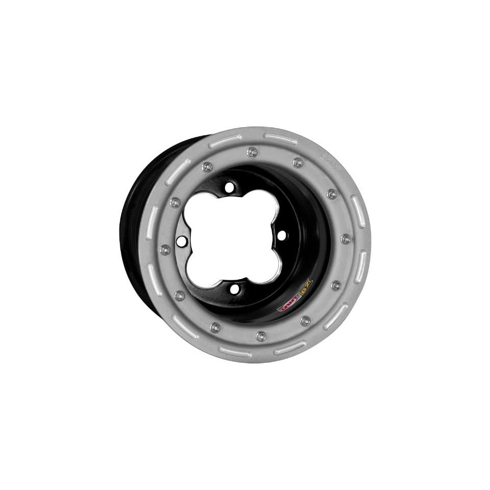 Douglas Wheel Beadlock Ultimate G2 Wheel   9x8   3+5 Offset   4/110 , Wheel Rim Size 9x8, Rim Offset 3+5, Bolt Pattern 4/110, Color Black, Position Rear G2 06 529NR