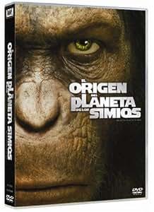 El Origen Del Planeta De Los Simios [DVD]