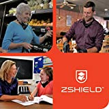 ZShield Wrap - Reusable Face Shield w/Full Face